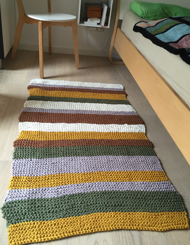Teppiche Aus Bandchengarn Mehr Brauchbares
